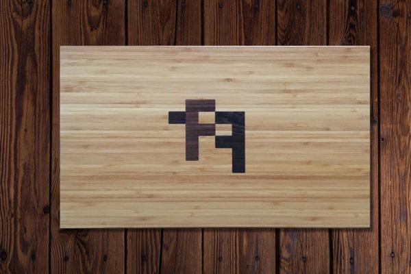 Snijplank houtinleg FF