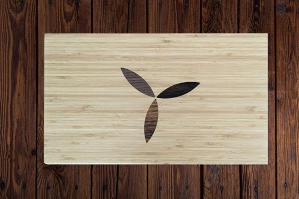 Snijplank houtinleg energy