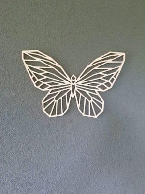 Geometrische vlinder