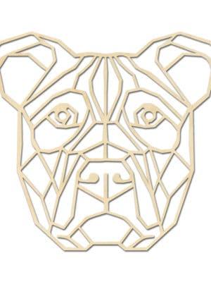 Geometrische houten Stafford