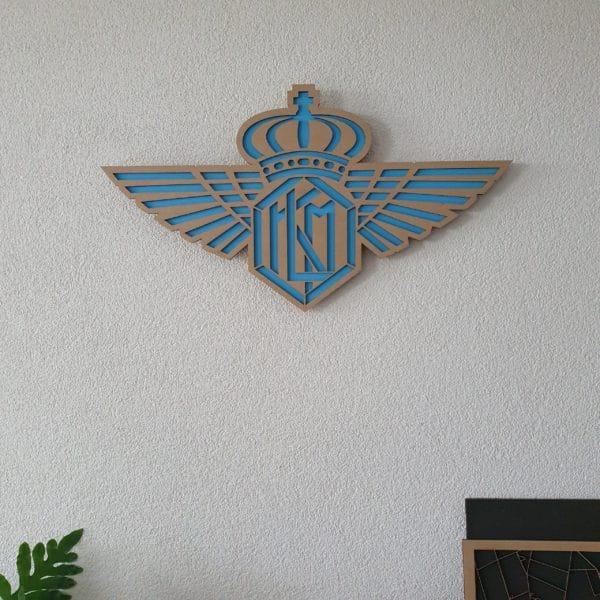 KLM Vintage/retro logo
