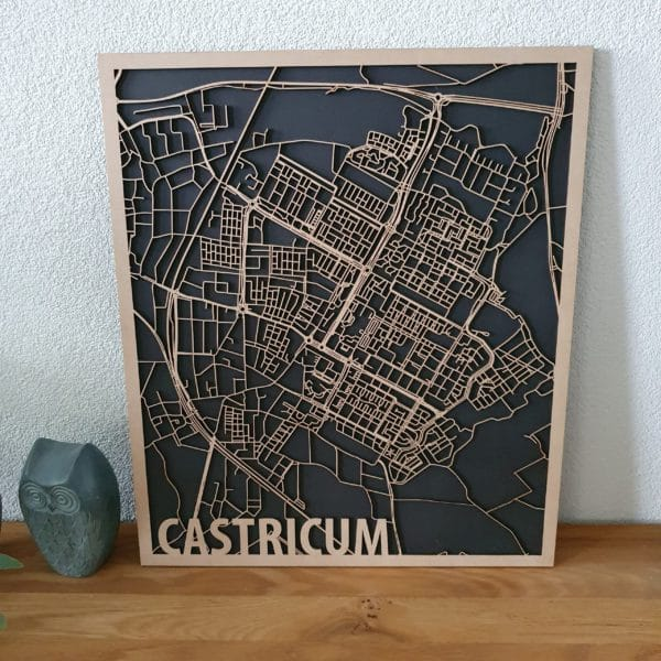 Citymap Castricum