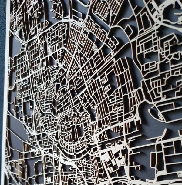 Groningen Detail Kaart