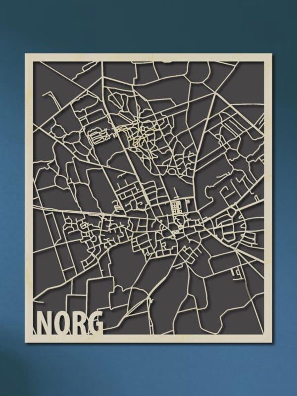 Citymap Norg