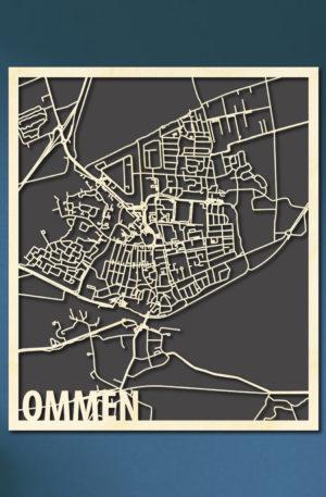 Citymap Ommen