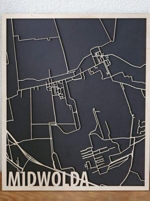 Citymap Midwolda