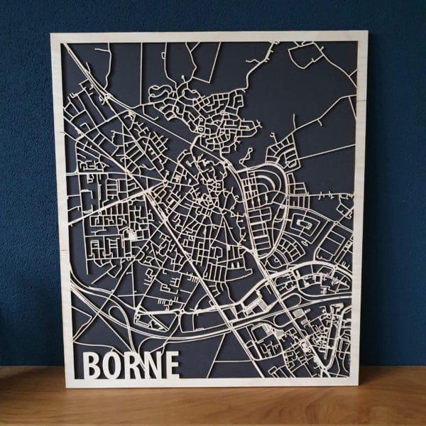 Borne Citymap