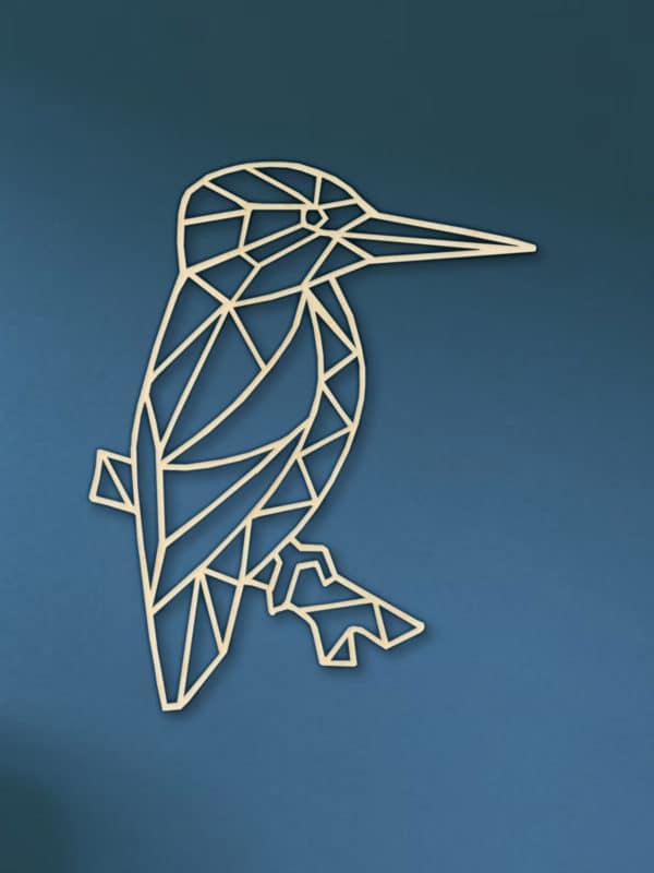 Geometrische IJsvogel