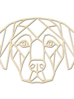 Geometrische Labrador Retriever