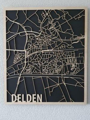 Citymap Delden
