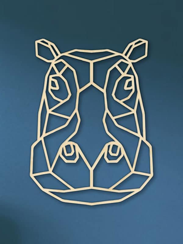 Geometrisch nijlpaard