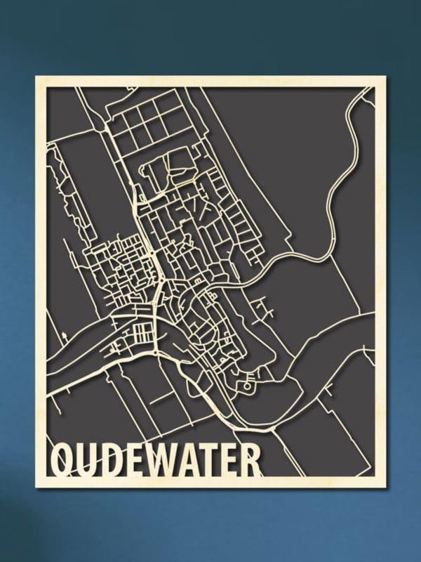 CItymap oudewater
