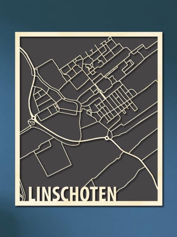 Linschoten citymap