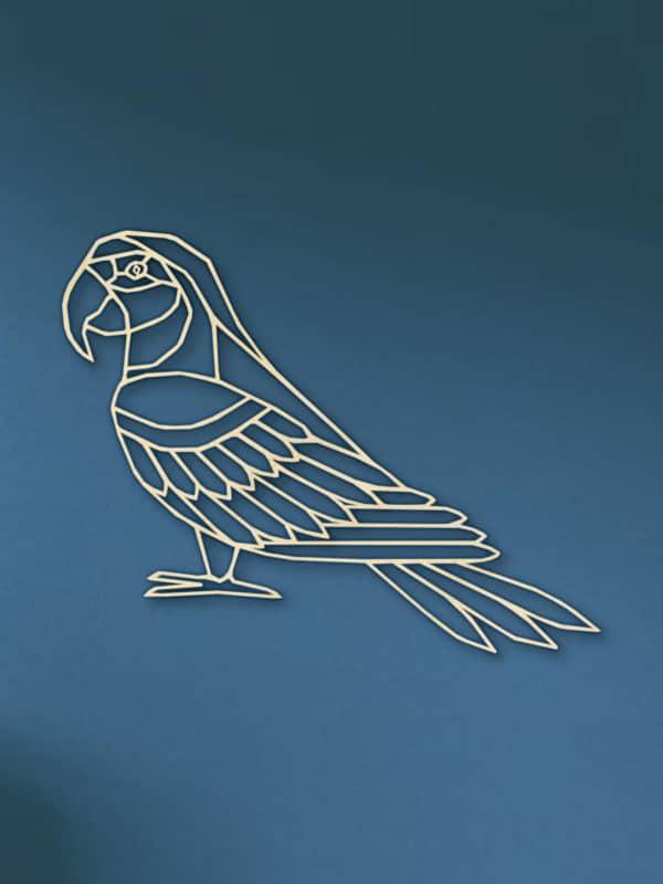 Geometrische Papegaai