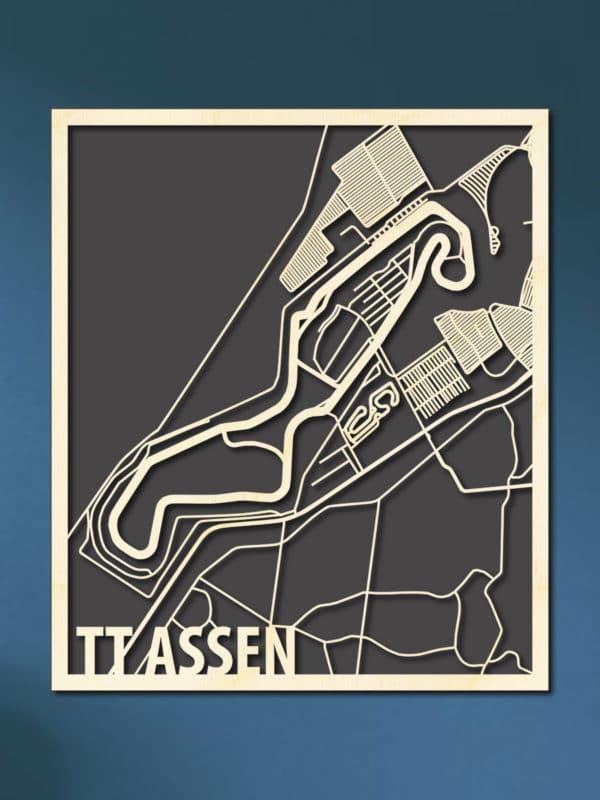 Citymap TT Assen