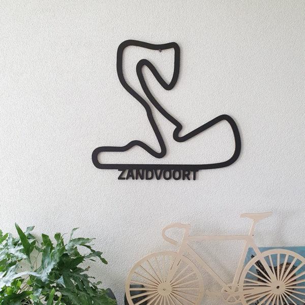 F1 Zandvoort Hout