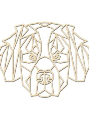 Berner Sennen Geometrische hond