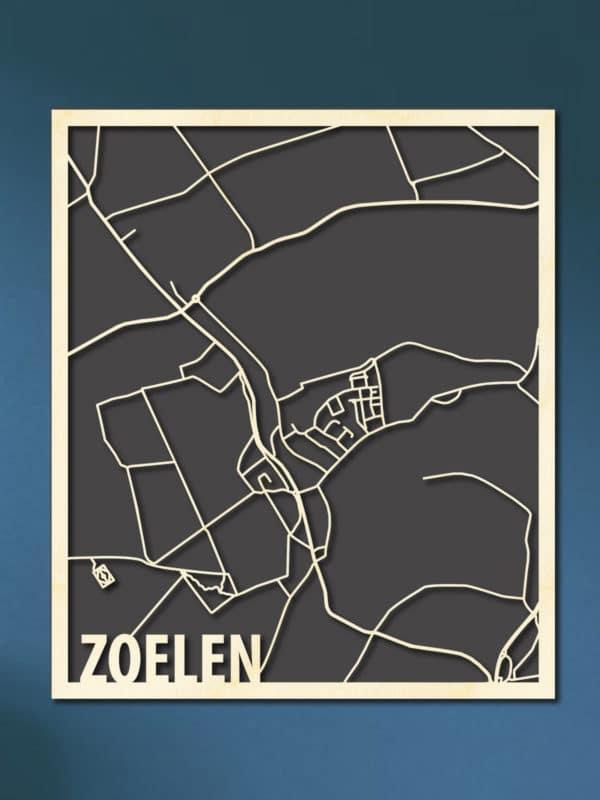 Citymap Zoelen