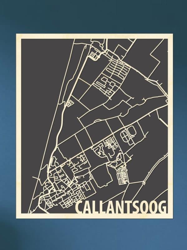 Citymap Callantsoog