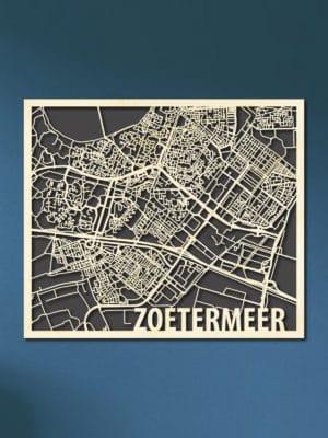 Citymap Zoetermeer