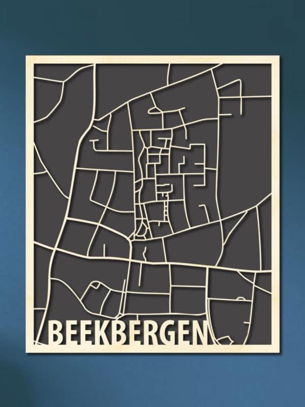Citymap Beekbergen