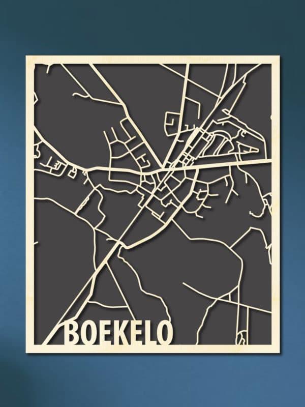 Citymap Boekelo