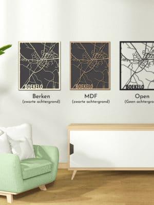 Boekelo Citymap