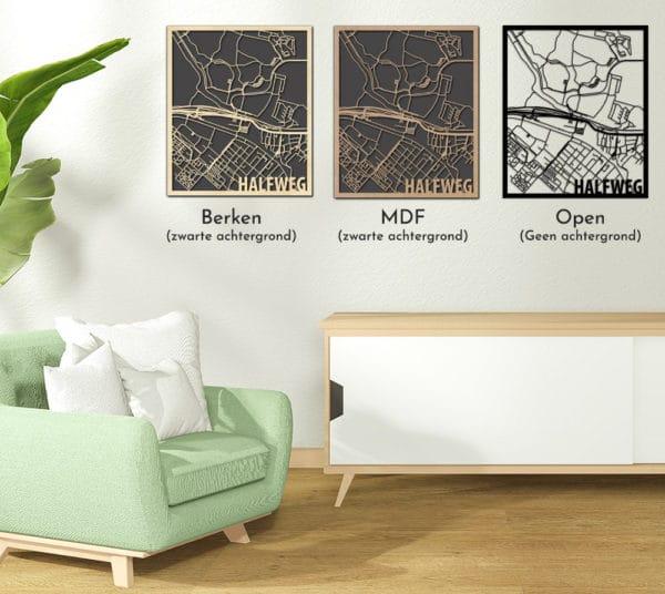 Citymap Halfweg
