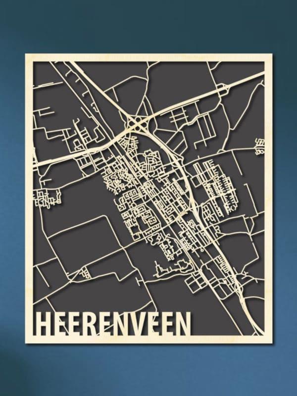 Citymap Heerenveen