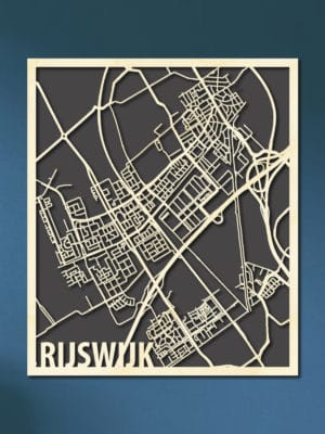 Citymap Rijswijk