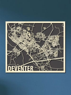 Citymap Deventer