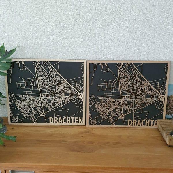 Citymap Drachten