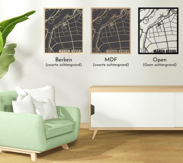 Citymap Maren Kessel