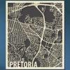 Citymap Pretoria