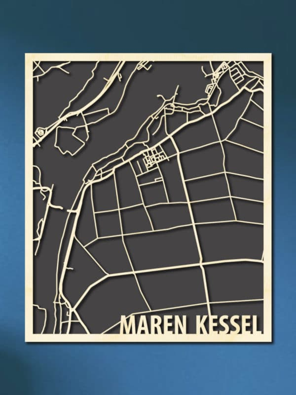 Citymap Maren-Kessel