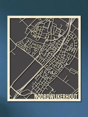 Citymap Noordwijkerhout