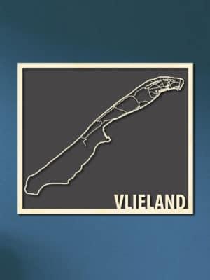 Citymap Vlieland