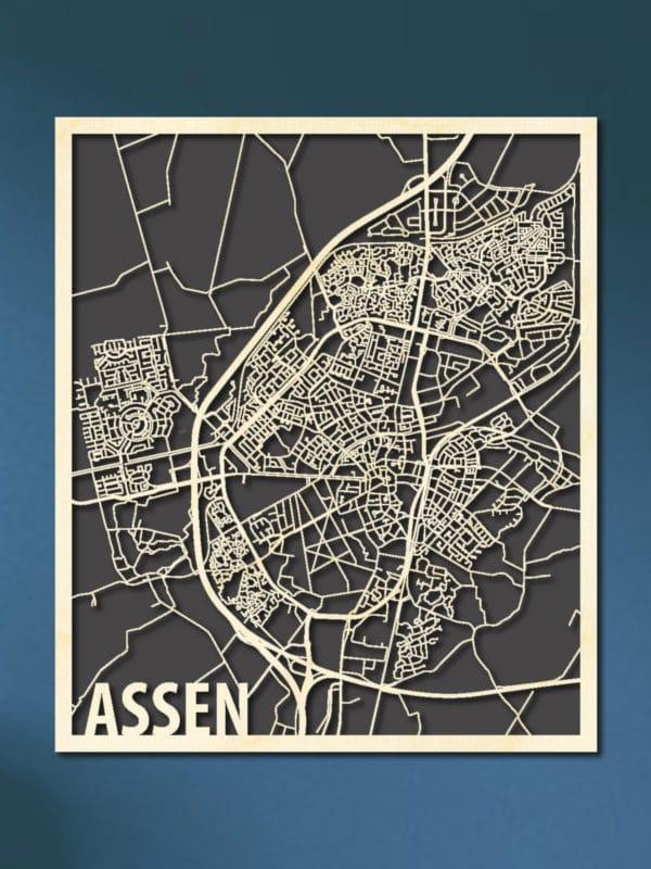Citymap Assen