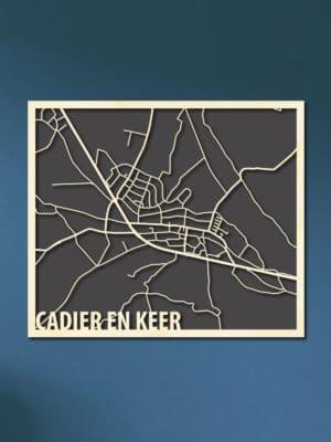 Citymap Cadier en Keer