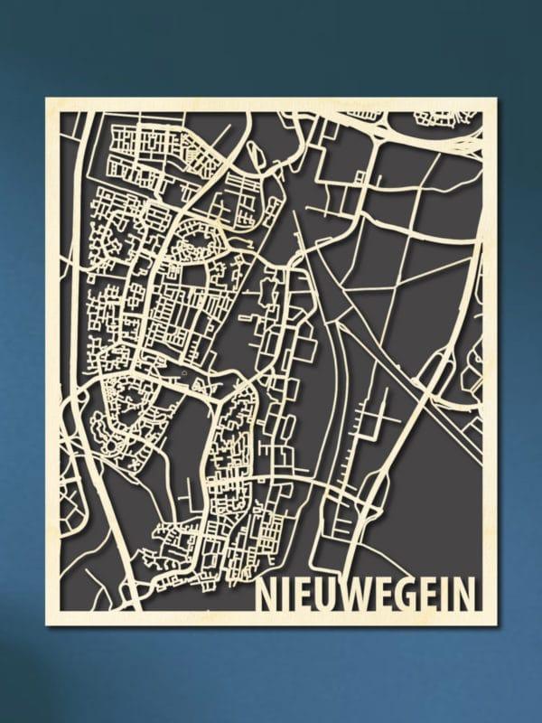 Citymap Nieuwegein