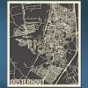Citymap Oosterhout